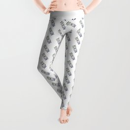 Made In Yukon Leggings