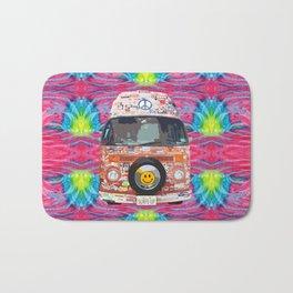 Groovy Hippie Van Badematte