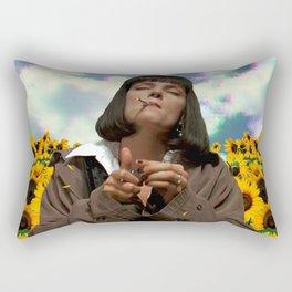 Someplace Else Rectangular Pillow
