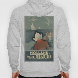 Vintage poster - Holland Hoody
