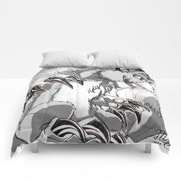 + Digimon - Dorumon + Comforters
