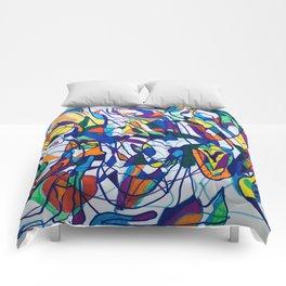 An Extravagant Entanglement Comforters
