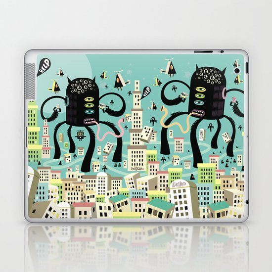Gobeleur Laptop & iPad Skin