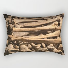 The Bones Rectangular Pillow