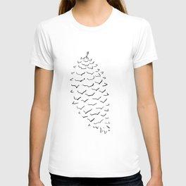Sugar Pine Cone T-shirt