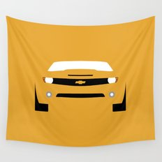 Chevrolet Camaro ( 2006 ) Wall Tapestry