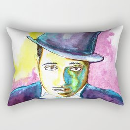Don't Mean A Thang! Rectangular Pillow