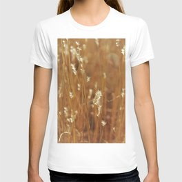 Golden Whimsy by Reay of Light photography T-shirt