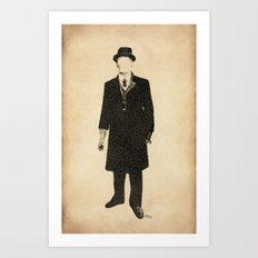 The Old One Percent  Art Print