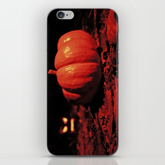 October surprise iPhone & iPod Skin