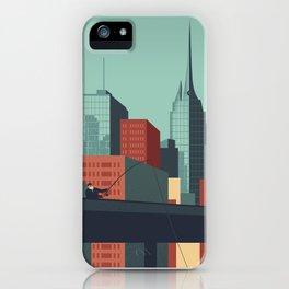 Urban Wildlife - Swordfish iPhone Case