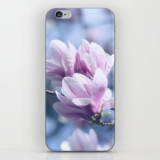 Magnolia beauty, patterns of nature iPhone & iPod Skin