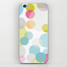 Multi dots iPhone & iPod Skin