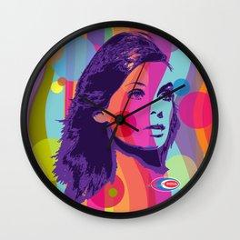 The Shrimp Wall Clock