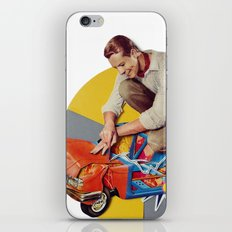 Mr Fixit | Collage iPhone & iPod Skin