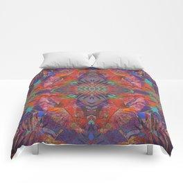 Weaving Colors Comforters