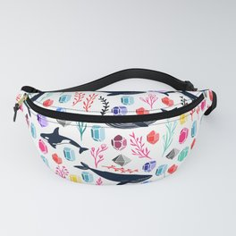Cute Whale Fanny Pack