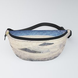 Flying over the clouds Fanny Pack