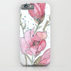 Magnolia #3 iPhone 6s Slim Case