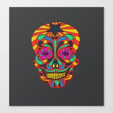 muerto Canvas Print