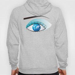 Eye to watch the world Hoody