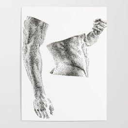 Bruce - Nood Dood Poster
