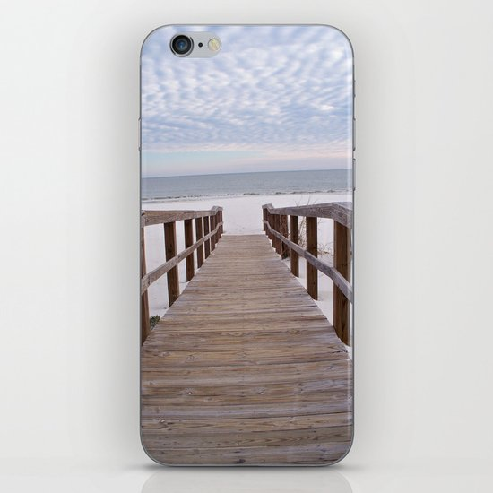 Gulf Shores, Alabama iPhone & iPod Skin
