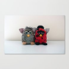 One Furby or two? Canvas Print