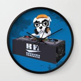 DJ KK Slider Wall Clock