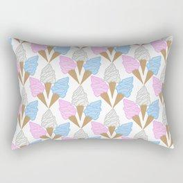 Glass - Svensk sommar Rectangular Pillow
