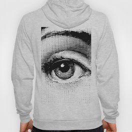 Lina Cavalieri Eye 01 Hoody