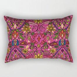 aziza pink Rectangular Pillow