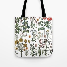 plants collection Tote Bag