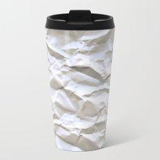 White Trash Metal Travel Mug