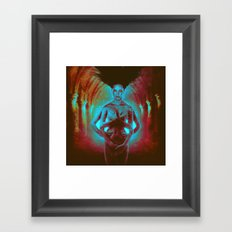 The Keeper Framed Art Print