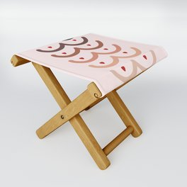 Love Yourself Folding Stool
