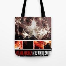 Captain America: The Winter Soldier Tote Bag