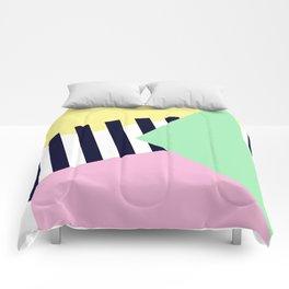 Pastels & Crossings Comforters