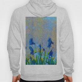 ORCHIDS AND LILIES Hoody