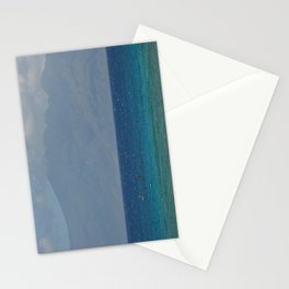 between the islands Stationery Cards