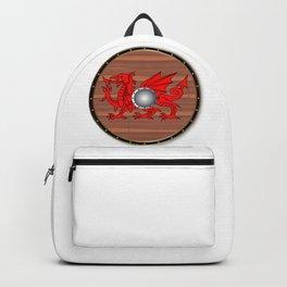 Round Celt Shield Backpack