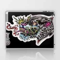 panther tongue Laptop & iPad Skin