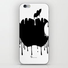 Melted Apple iPhone & iPod Skin