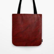 Red paper Tote Bag