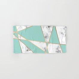 Marble Geometry 055 Hand & Bath Towel