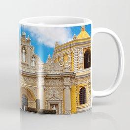 Cathedral in Antigua, Guatemala Coffee Mug