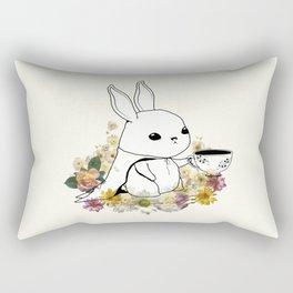 I Am Latte Rectangular Pillow