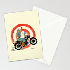 Cap Ride. Stationery Cards