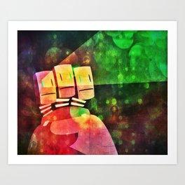 Ciyon Art Print