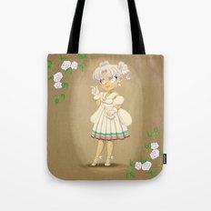 Retro Sailor Cosmos Tote Bag